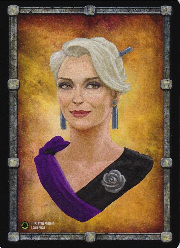 Baroness Origena Devy