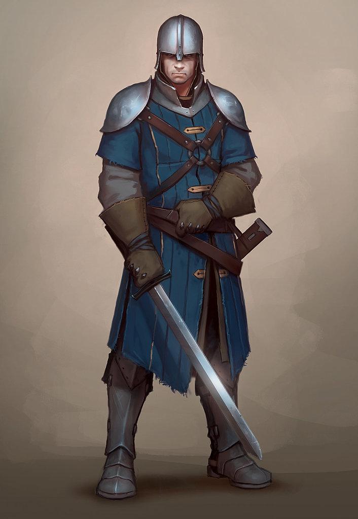 Belhaim City Guard