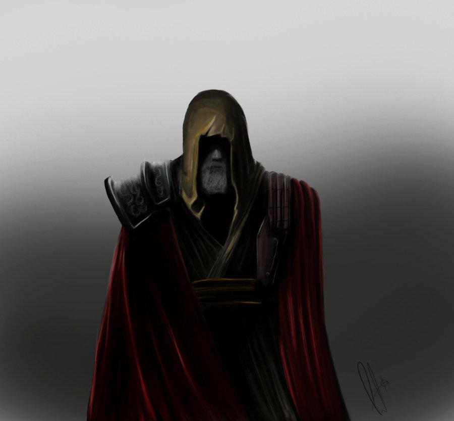 Antonius, le Sabre noir