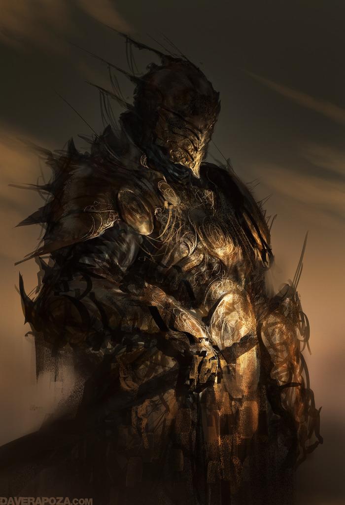 Straum, the Knight of Sorrow