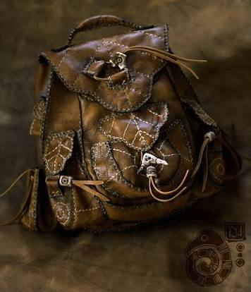 Witches Travellers Backpack