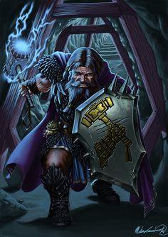 Corlis, Son Of Kain Ironhand