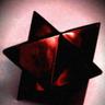 Étoiles d'obsidienne