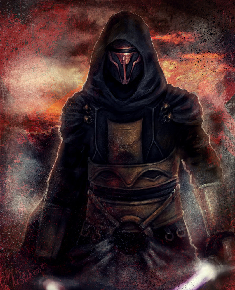 Revan, Dark lord of the Sith