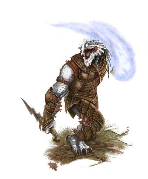 Davdak, of the Kerrhylon Clan