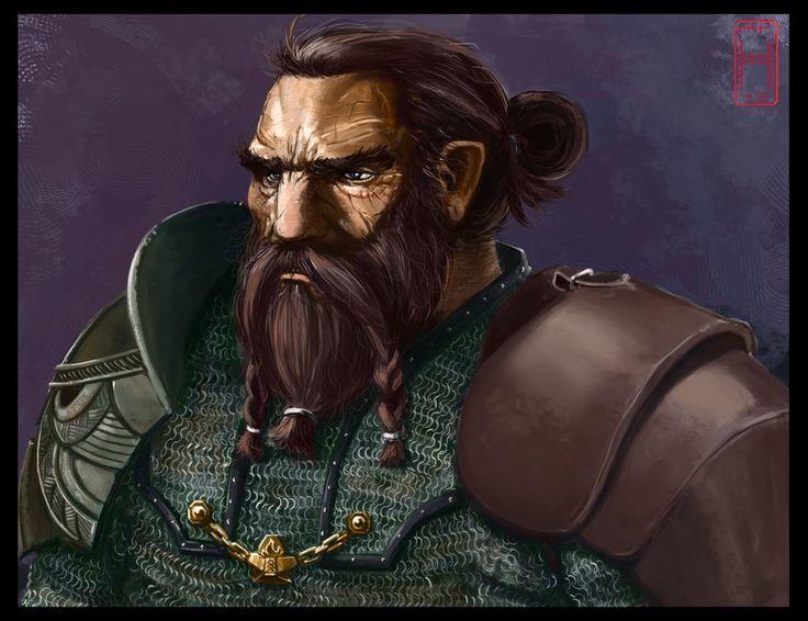 Norin Anlee  (Oathkeeper)