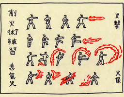 Firebending Scroll