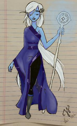 Daiyu Lei-Hai (Black Jade Thundrous Sea Storm)