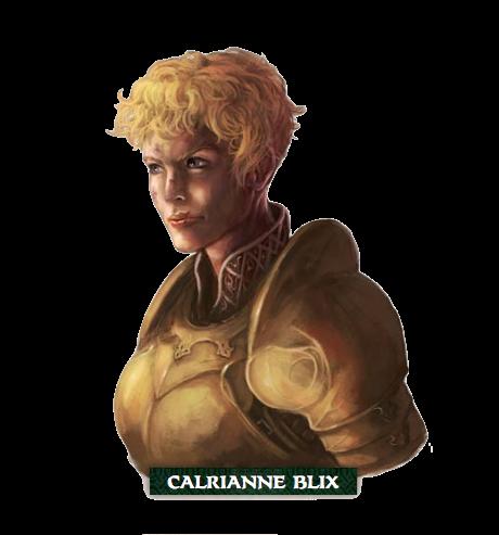 Calrianne Blix