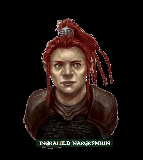 Ingrahild Nargrymkin