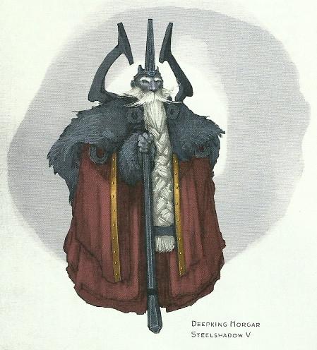 Deepking Horgar Steelshadow V