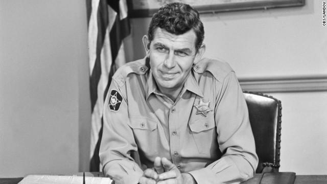 Sheriff Allan Prouty