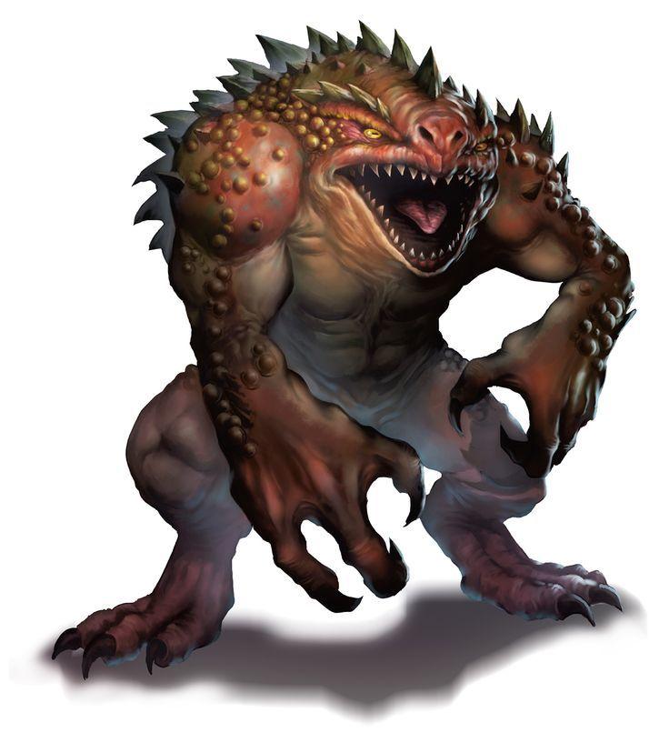 Demon Type 6 in Doom Portal
