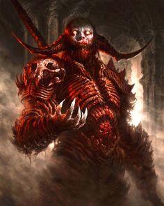Demon Type 7 in Doom Portal