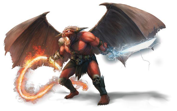 Demon Type 11 in Doom Portal