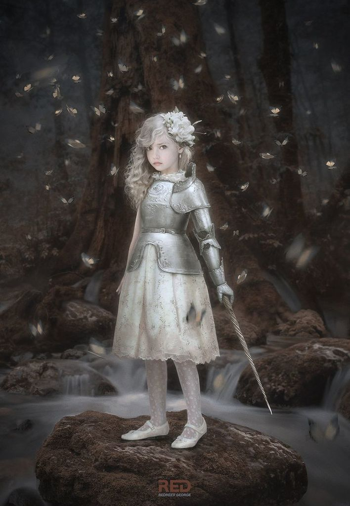 "Animated ""Daughters"" Armor"