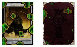 Tarot Card- Magus of the Executeria Suit