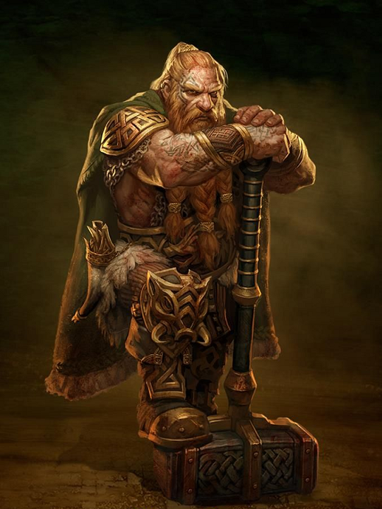 Rredr Stoneheart
