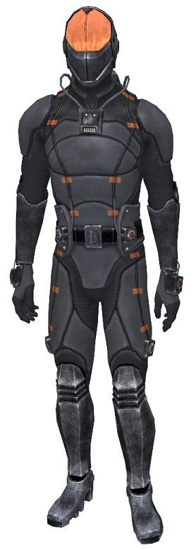 Armor, Omega Suit