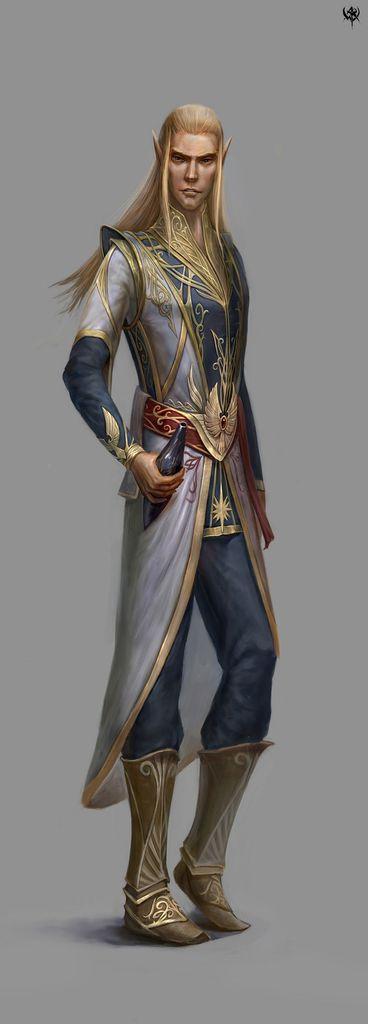 Lord Lucian Amakiir