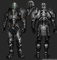 New Age Armor