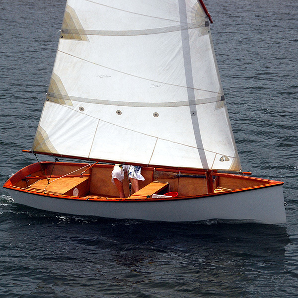 Pete's Dream Skiff for Hire