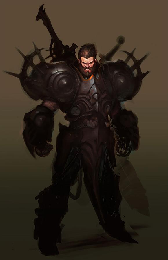 Commander  Gremnach
