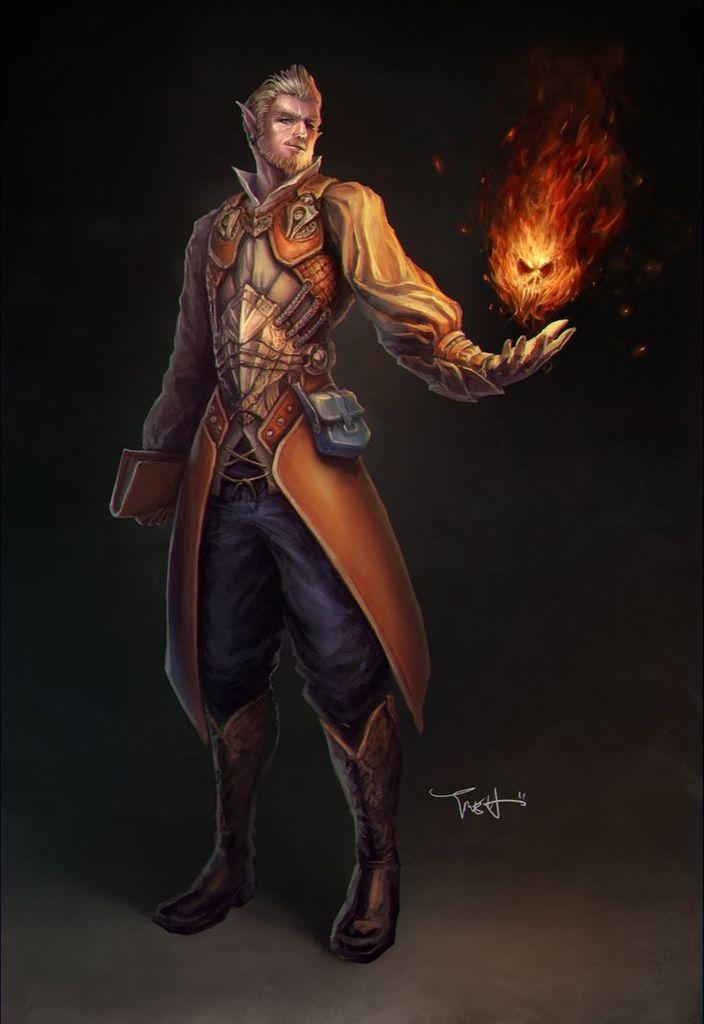 Turin Firewalker