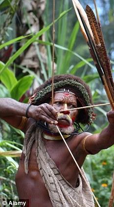 Yamboya Mosswalker