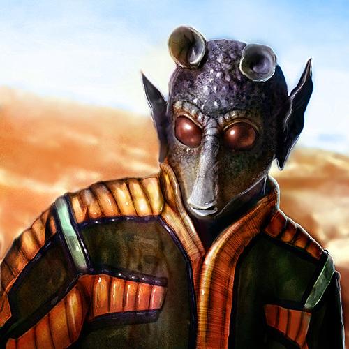 Tobin Stryder - AKA Chameleon