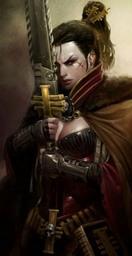 Blademaster Kali Alinar