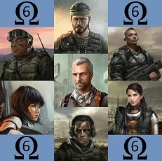 Omega Team Six