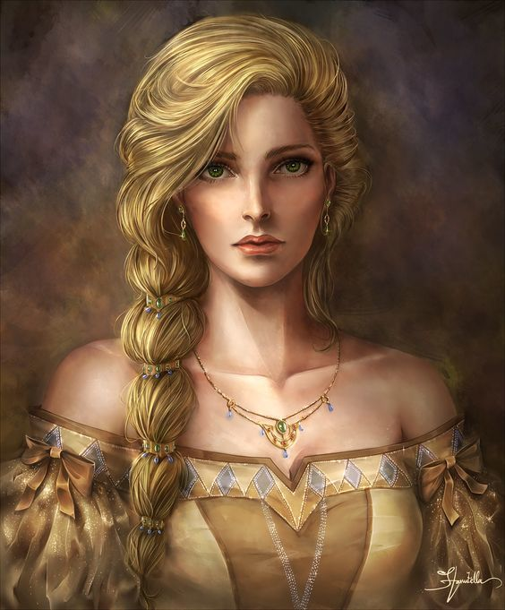 Lady Jeryth Phaulkon
