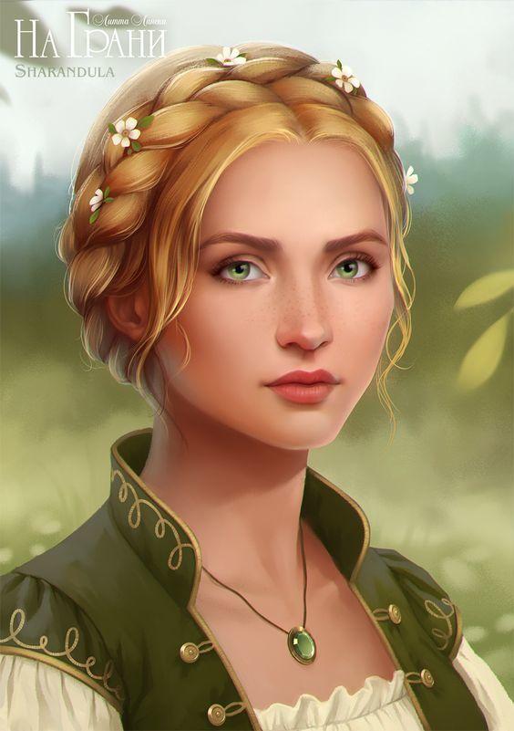 Lady Marie Phaulkon