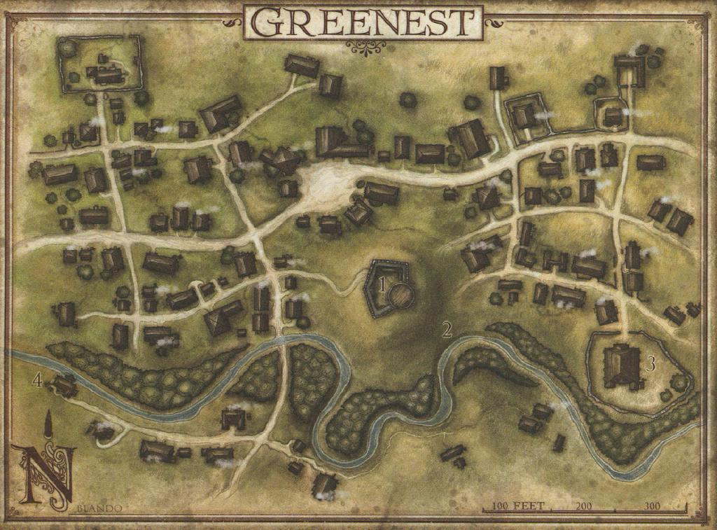 Greenest NPCs