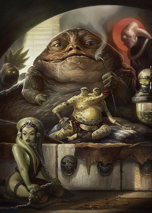 Vemro the Hutt