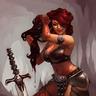 Sonja (Red)