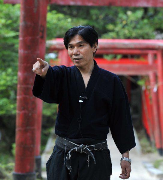 T - Jinichi Kawakami  (Gee-nee-chee Ka-wa-ka-meh)
