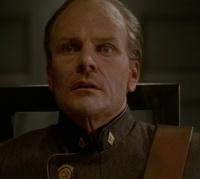 Commander Larius Sans