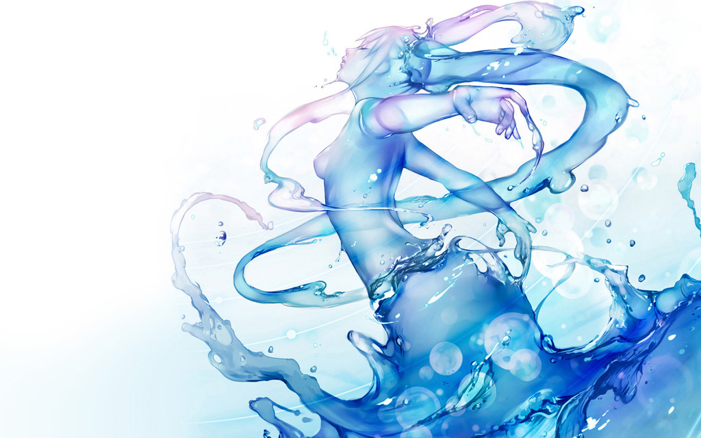 Lady of Water