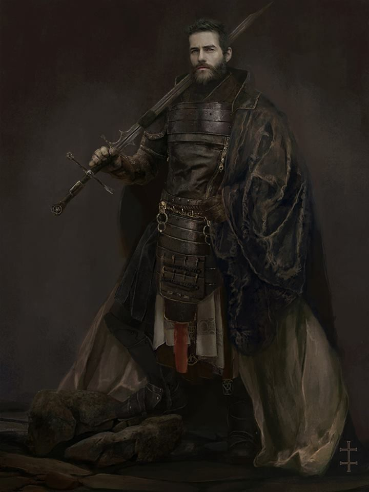 Garet of Bailey, Blackguard of the Tyrant
