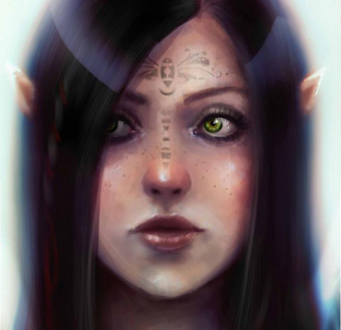 Eshara Darkhawk