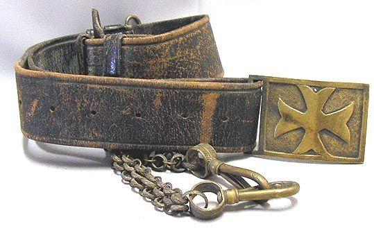 Belt of the Veteran