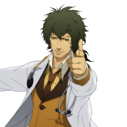 Yuri 'Doc' Montoya - aka Dr. Inigo Lockheart