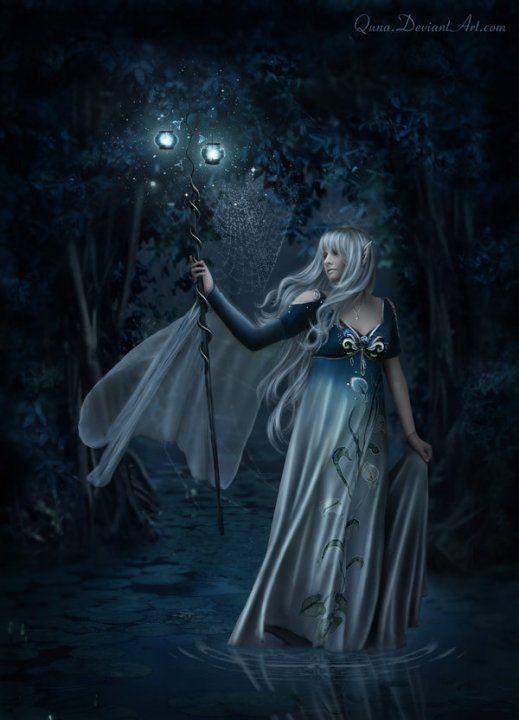 Corralynn Nightstar