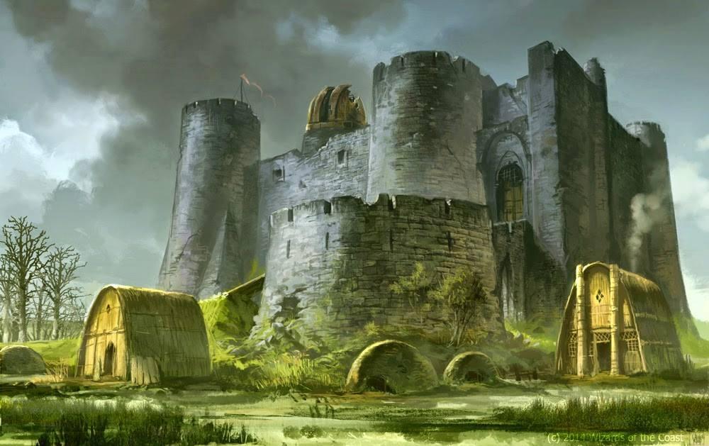 Castle Naerytar NPCs