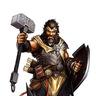 Gorin Stonefist (deceased)- Cleric of Ulaa