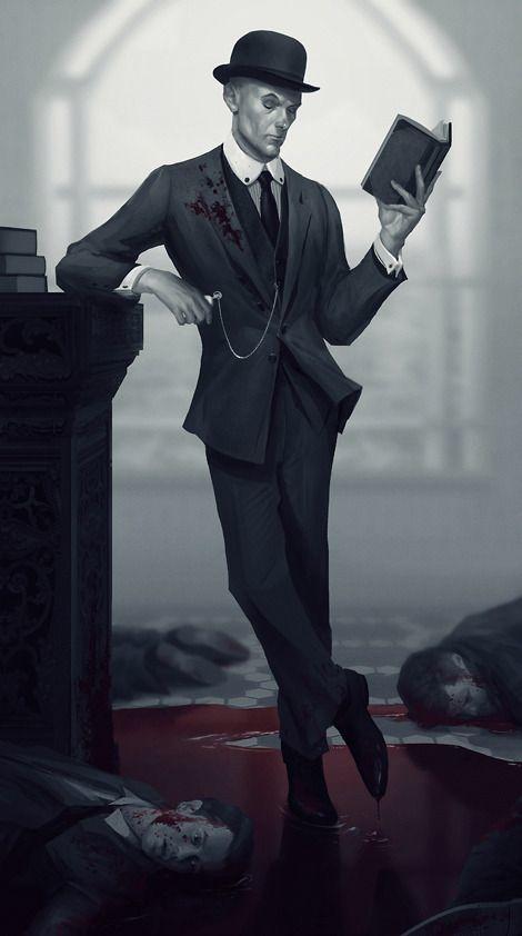 Sebastian Grey