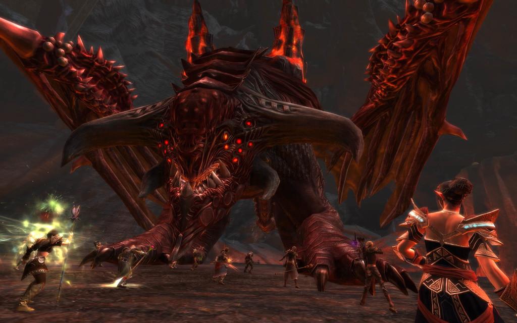 Harsha, the Infernal Dragon