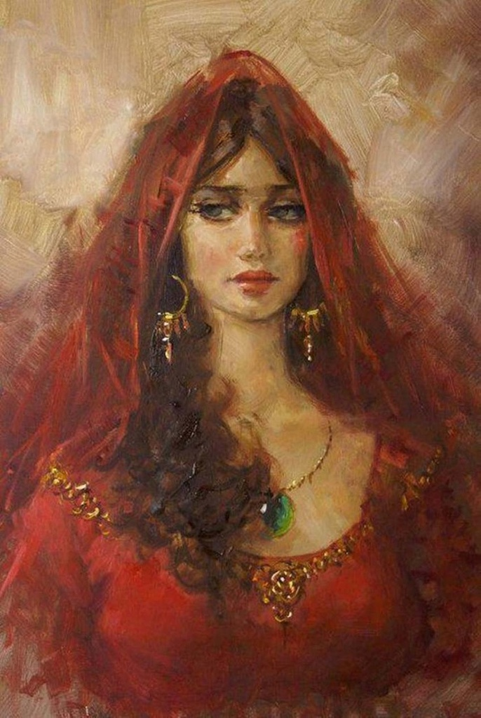 Ravash, mystic